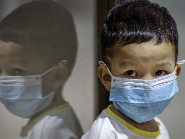 The death toll of the virus has now exceeded 1000. Picture: Ezra Acayan/Getty Images