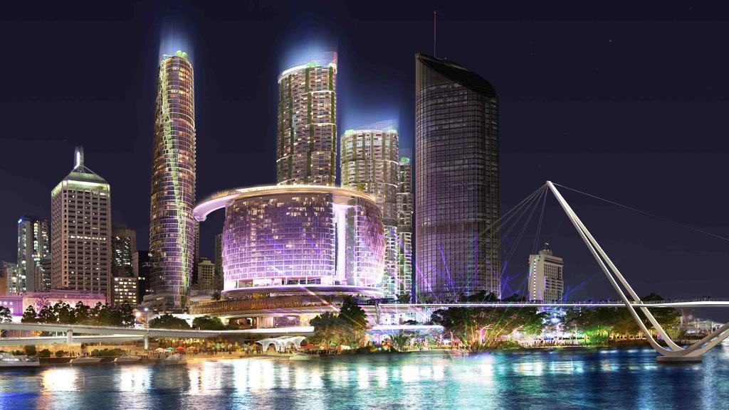 Brisbane Casino Development