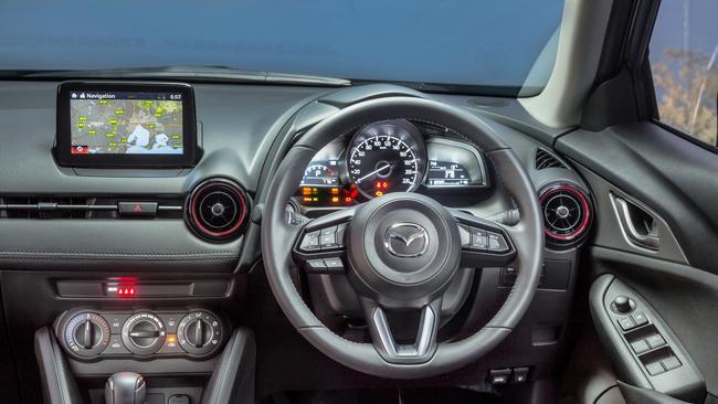 2017 Mazda CX-3.