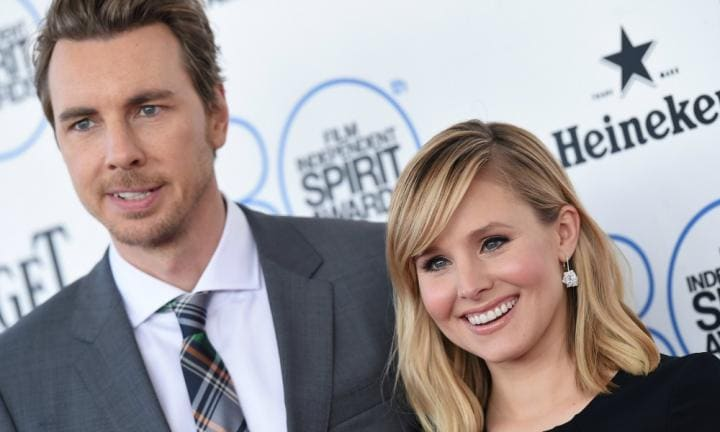 Kristen Bell and Dax Shepard go to counselling once a week