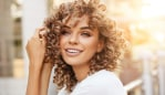 Protect your curls by using the right products and method. Image: iStock