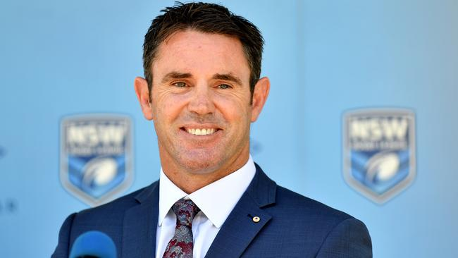 New NSW Blues coach Brad Fittler.