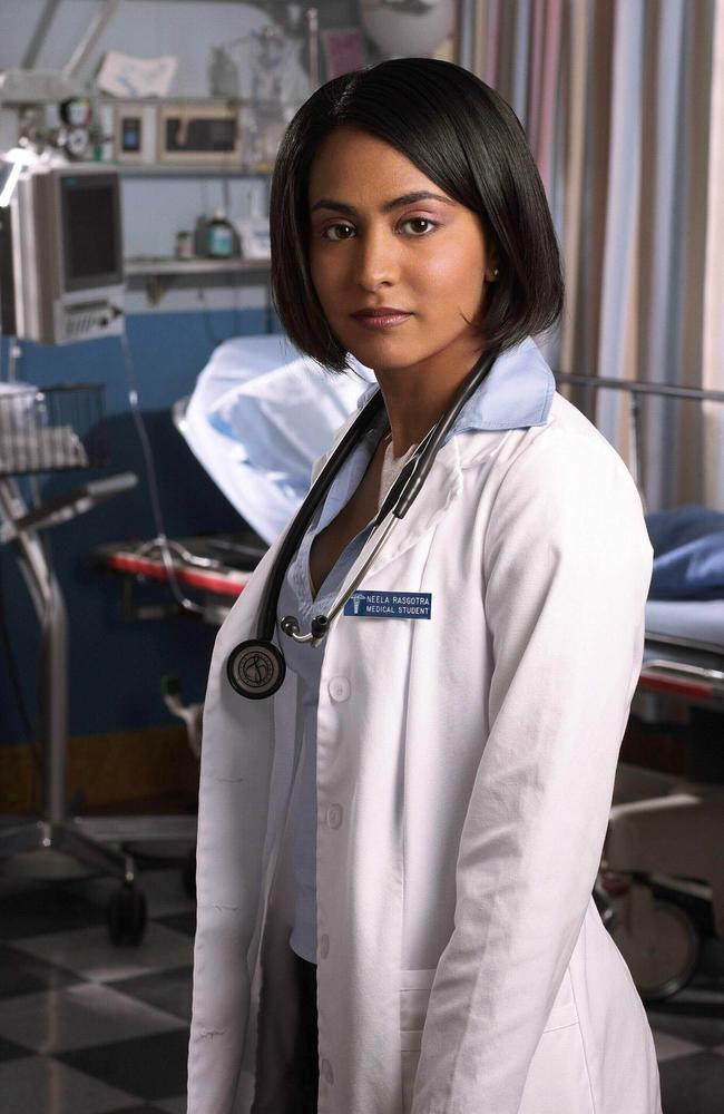 Nagra as Neela in ER.