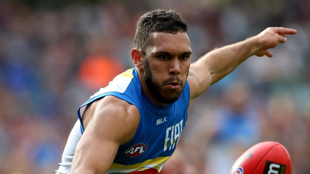 Harley Bennell played 81 games for the Suns. Photo: Simon Cross