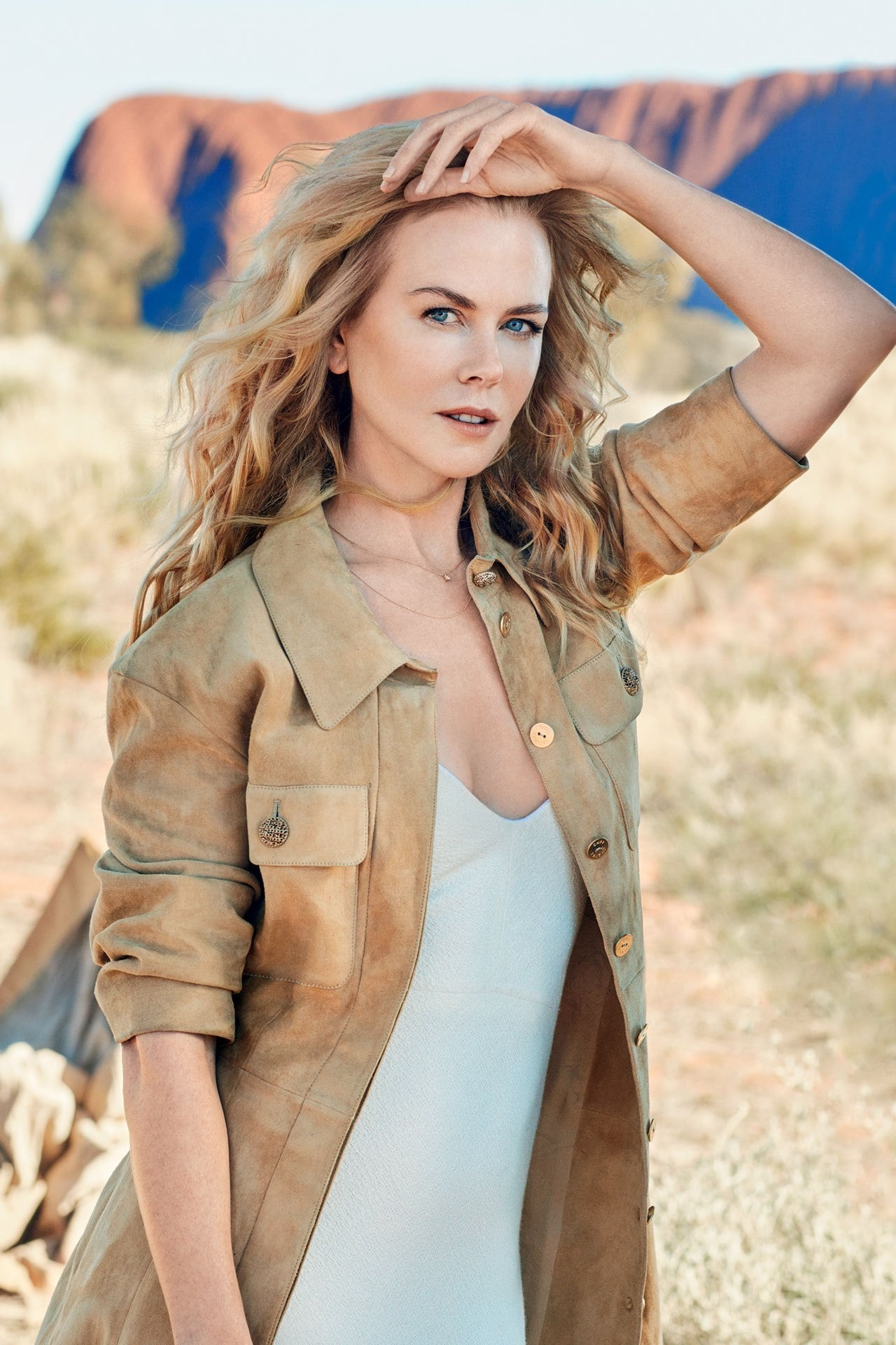 Nicole Kidman, actress and UN Women Goodwill Ambassador