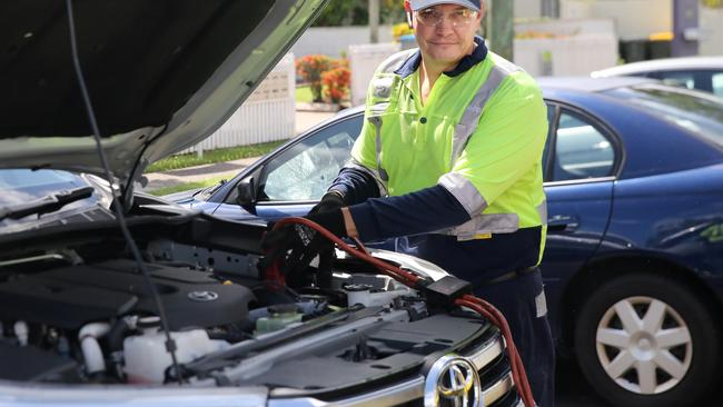 Flat batteries are one of the main reasons for roadside assistance call outs.