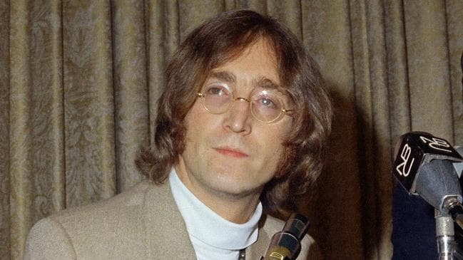 Music legend John Lennon was murdered outside is apartment building in 1980 by Mark David Chapman.