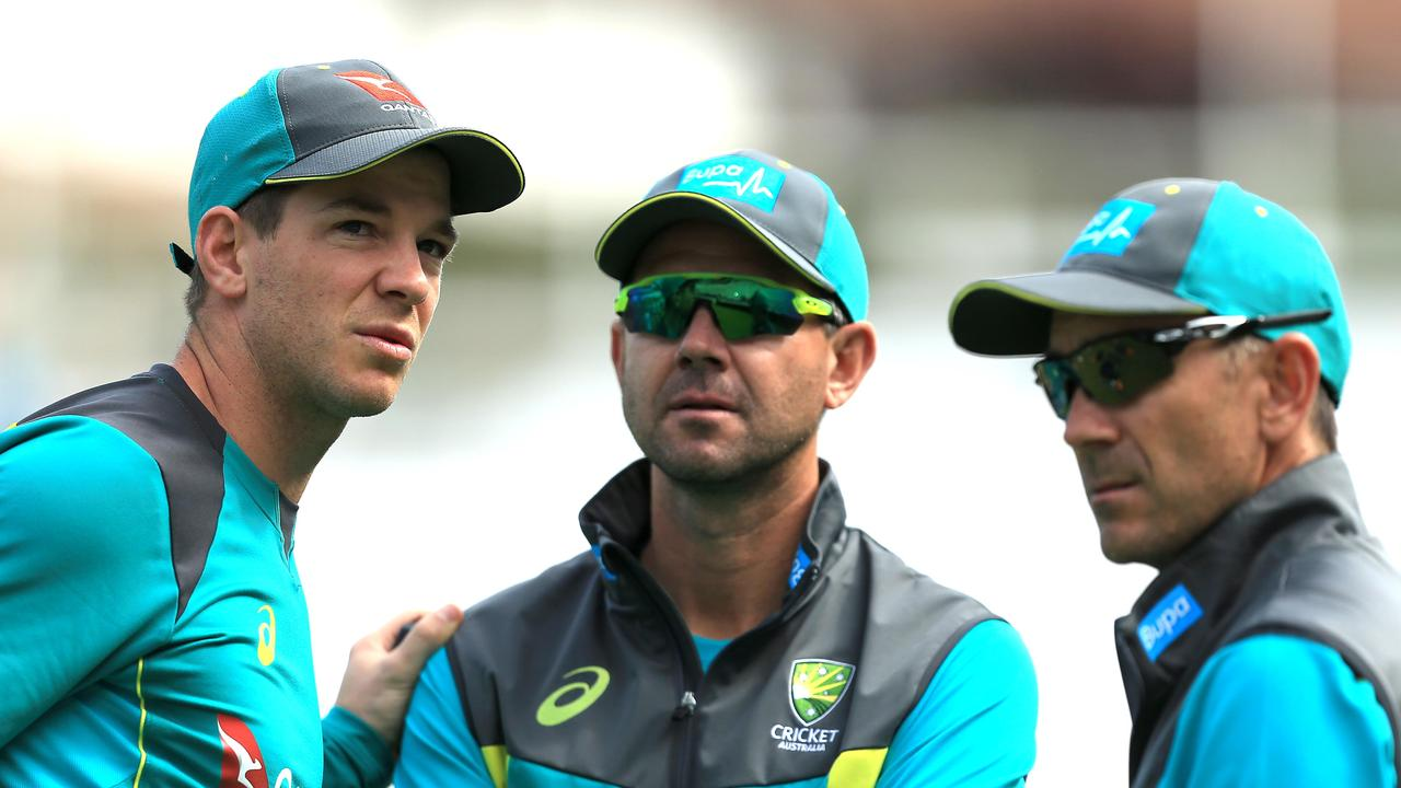 Ricky Ponting has called for hostile bowling and body language against India.
