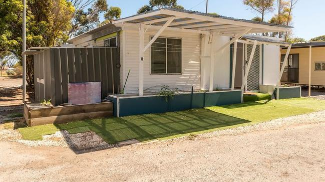 11/565 King Rd, Virginia is Australia's cheapest capital city home for sale.