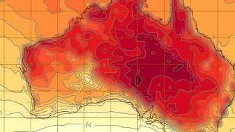 'In for a roasting': Australia 'on brink' of 'apocalyptic' conditions
