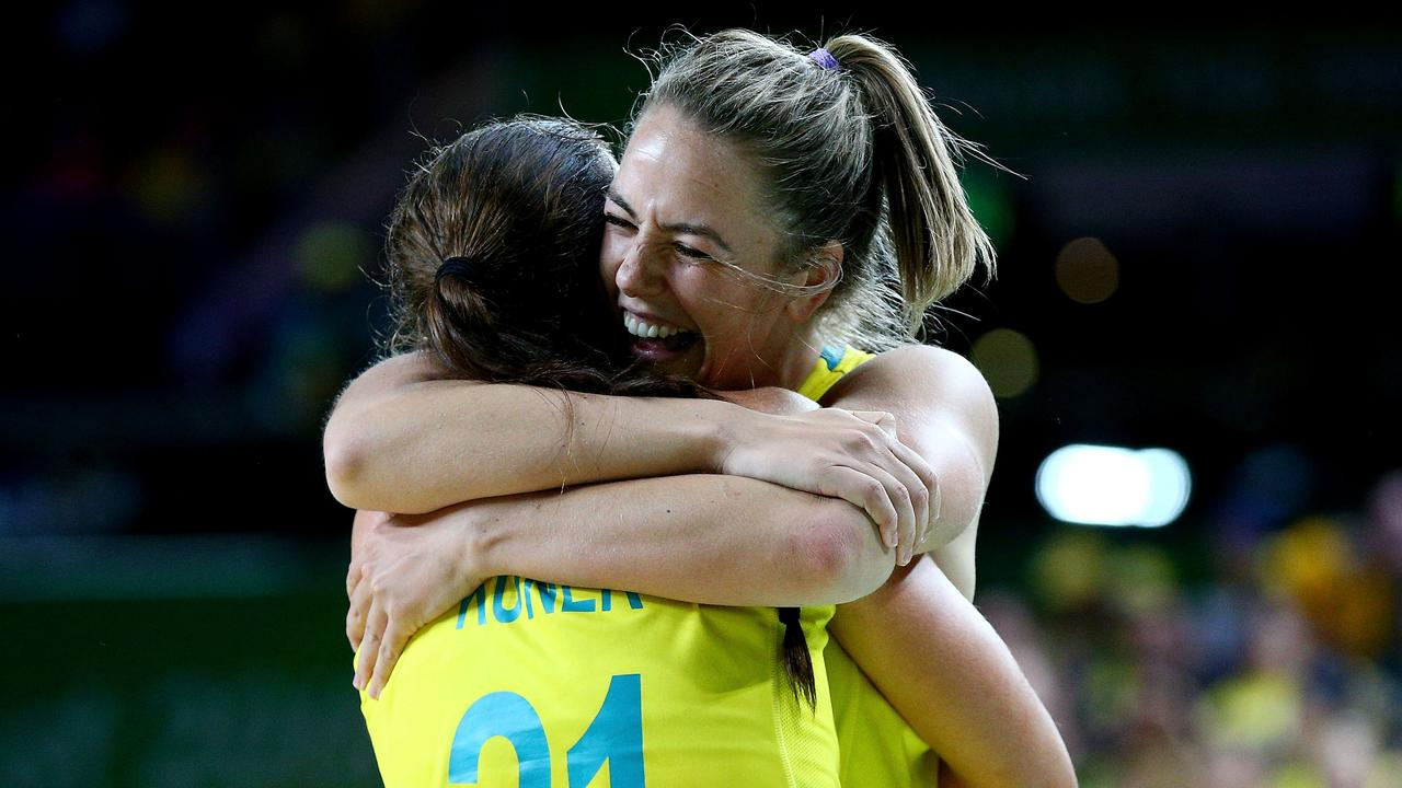 Jenna O'Hea won a gold medal at the Gold Coast 2018 Commonwealth Games.