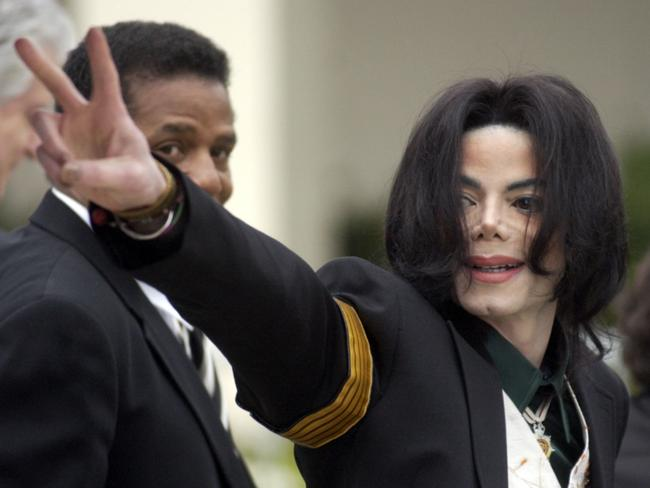 Michael Jackson is accused of grooming and sexually abusing accusers Wade Robson and James Safechuck. .