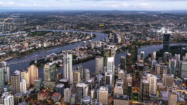 Brisbane house price rises will eclipse Sydney's.
