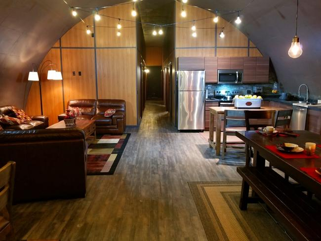 Doomsday Bunkers South Dakota Us Families Buy Luxury To