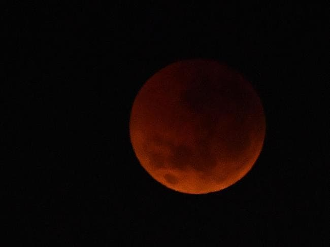 blood moon 2018 australia adelaide - photo #47