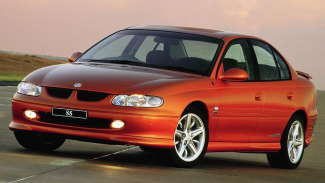 The VT model would become the best selling Commodore of all time. Picture: Supplied.