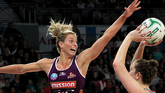 Aussie Diamonds Ready To Dazzle Glasgow Fox Sports