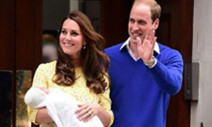 The royal baby: Why those first pics of Kate and baby are awesome
