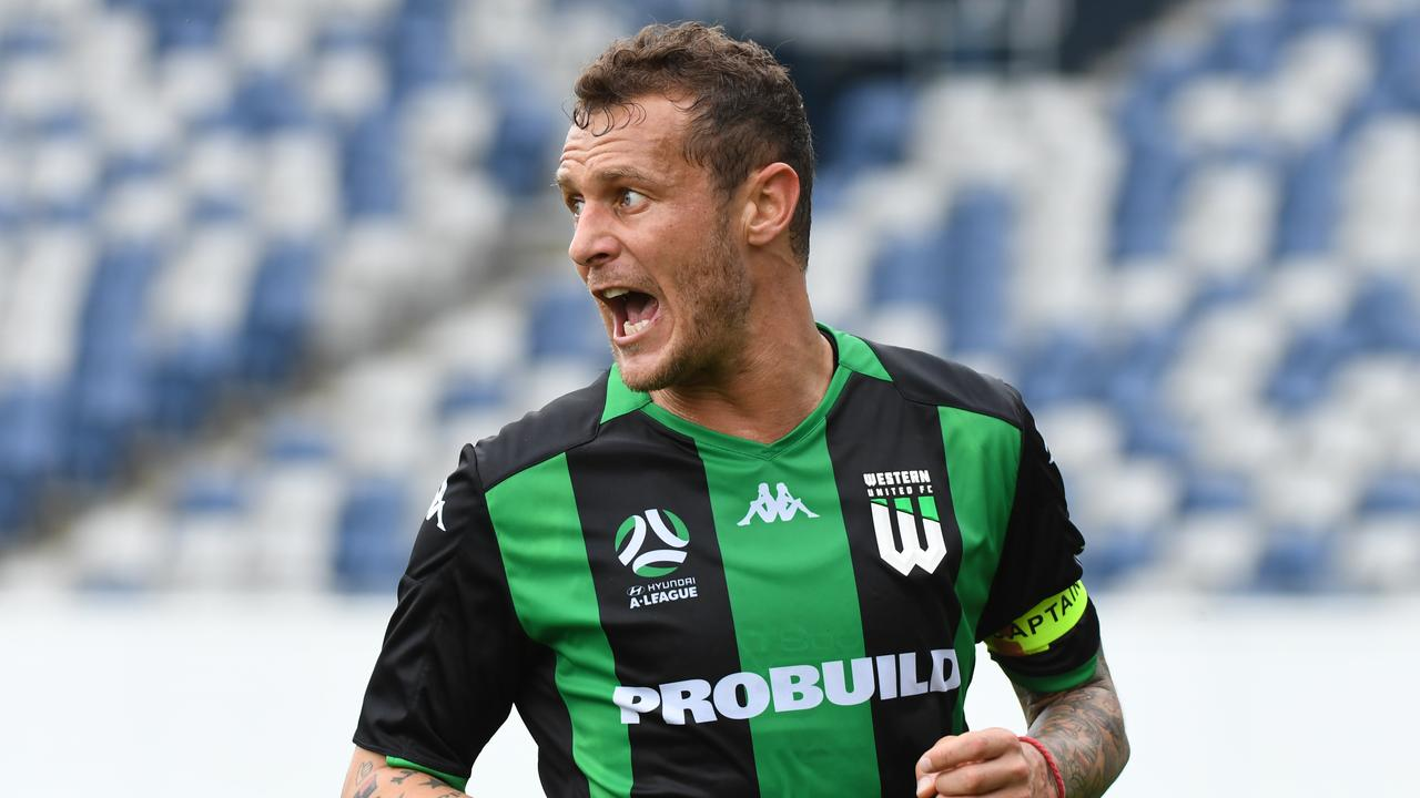 Alessandro Diamanti headlines the list of the international imports Western United have recruited