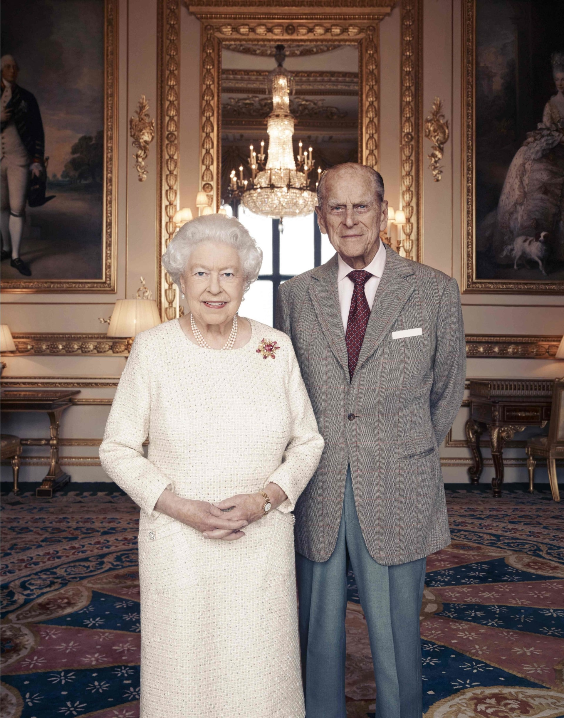 The Queen and Prince Philip: their love through images