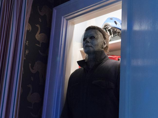 Halloween will return to the classic scares of the original.