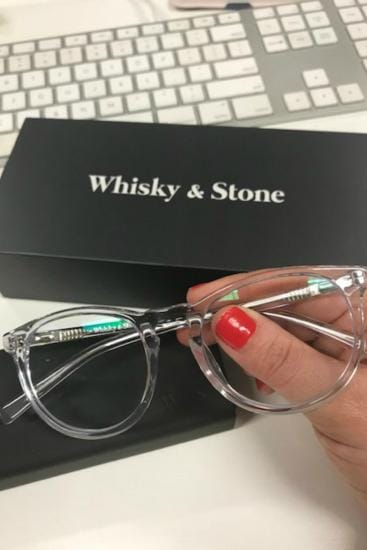 Whisky & Stone computer glasses