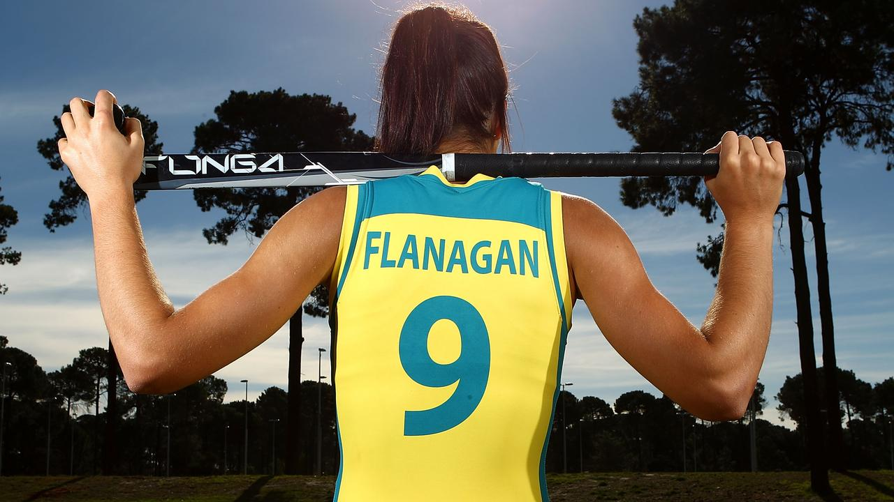 Anna Flanagan wanted to go public with her comments after Ric Charlesworth's reaction. (Photo by Paul Kane/Getty Images)