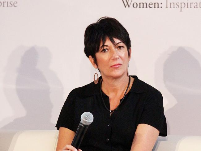Guest 2, Ghislaine Maxwell. Picture: AFP