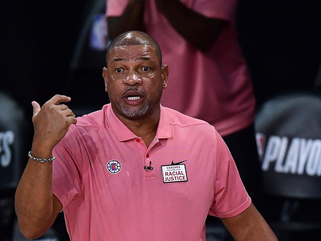 Doc Rivers is coming in to solve some problems.