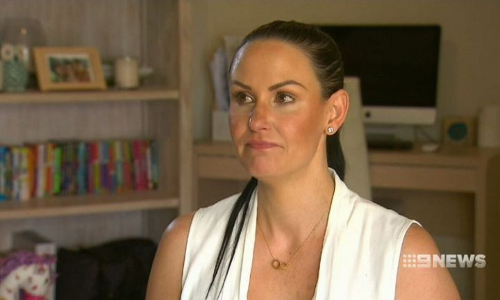 Belinda says she is getting ready to fight the charges in court. Image: Nine News