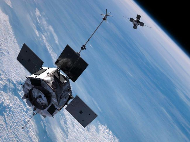 This 'space apparatuses inspector' could be about to fix — or sabotage — the satellite it is approaching.