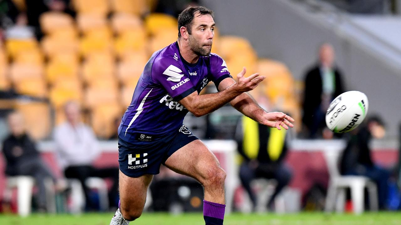 Cameron Smith would solve many of the Broncos' problems.