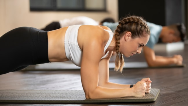 Pain during exercise: tips to push through the burn