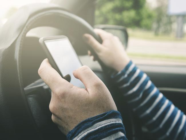 An app is being developed to solve traffic congestion. Picture: iStock