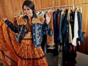 Watch: Inside Rey-Hanna Vakili's bag closet