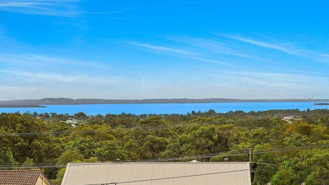 With a view like this, the property is a solid investment.