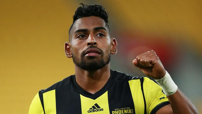 Staying put? Roy Krishna has hinted he could be staying at the Phoenix. Picture: Getty