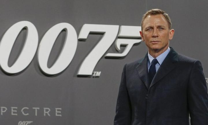 Move over Daniel Craig - we got this
