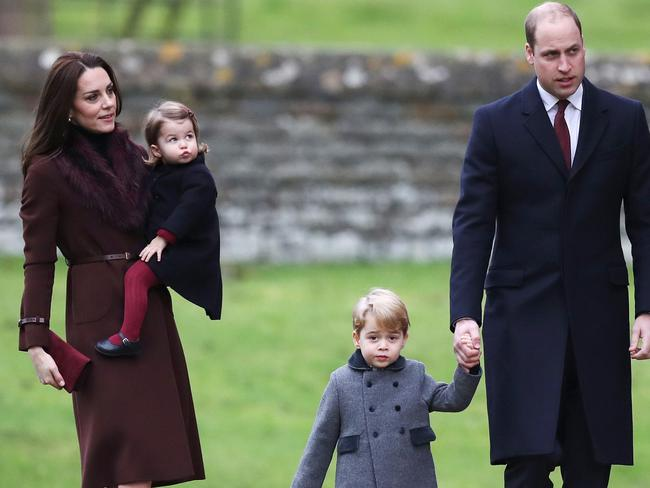 Prince William said he wants his children to be able to talk about their emotions. (Andrew Matthews/PA via AP)