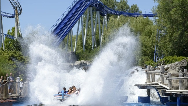 Europa-Park has been voted the best theme park in the world