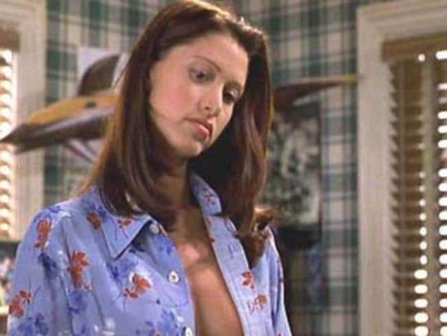 Shannon Elizabeth Became A Pin Up Girl After American Pie