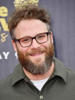 Seth Rogen. Picture: Getty