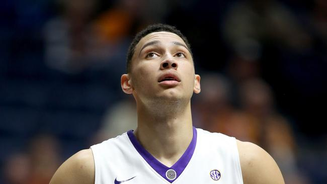 Ben Simmons isn't expected to earn a nine-figure shoe deal.