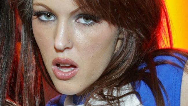Porn star famous for XXX videos starts 'Christian Cannabis