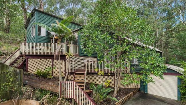 55A Etna St, Gosford sold just two days after hitting the market for sale at $548,000.