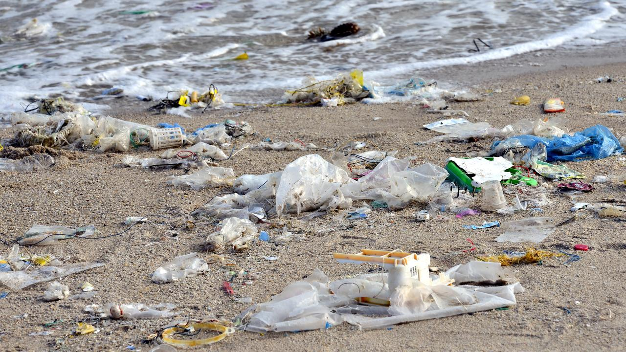 Even if we use less plastic, we still need to find ways to reuse the plastic already polluting the world. Picture: istock