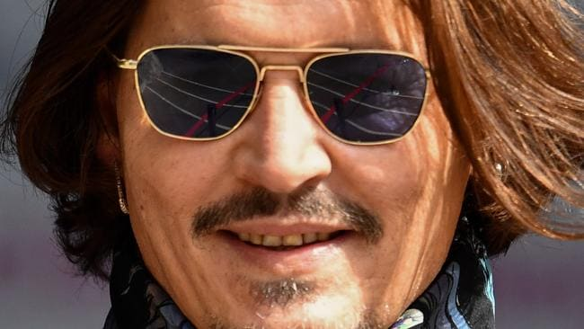 Johnny Depp's lawyers show video from 'anonymous' source in London court – NEWS.com.au