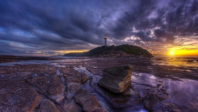 Norah Head Lighthouse, NSW. Flickr user Toma Iakopo