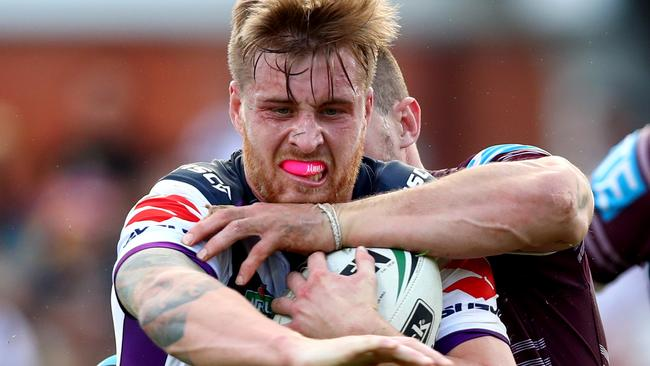 Cameron Munster will start for the Maroons.