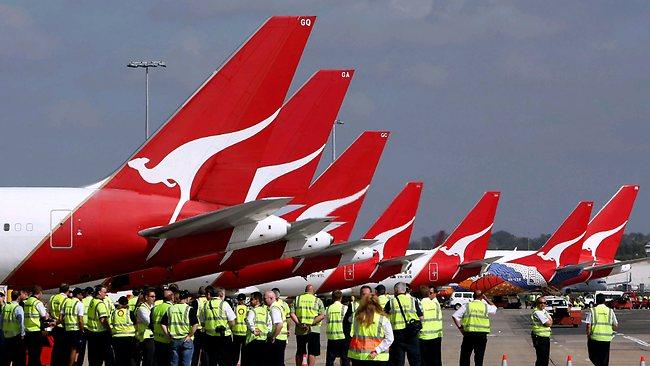 Revealed: Qantas pilots paid more than Prime Minister Julia